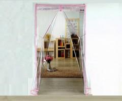 PVC 자석식 출입문 방풍비닐