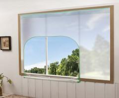 EVA 지퍼식 창문 방풍비닐-반투명